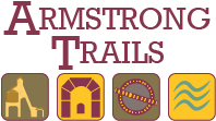 Armstrong Trails Logo
